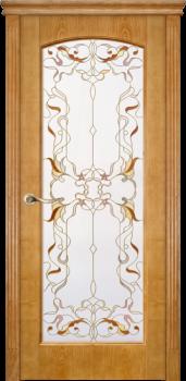 Межкомнатные Двери С Витражом цена фото Купить