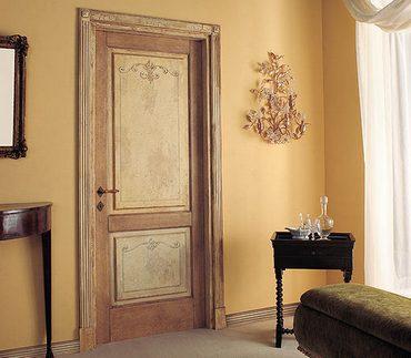 Двери интерьер стиля кантри