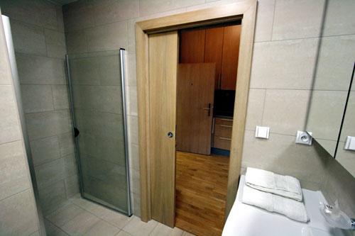 Установка раздвижные двери своими руками